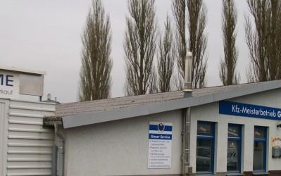 Werkstatt mit Austellung und Büros