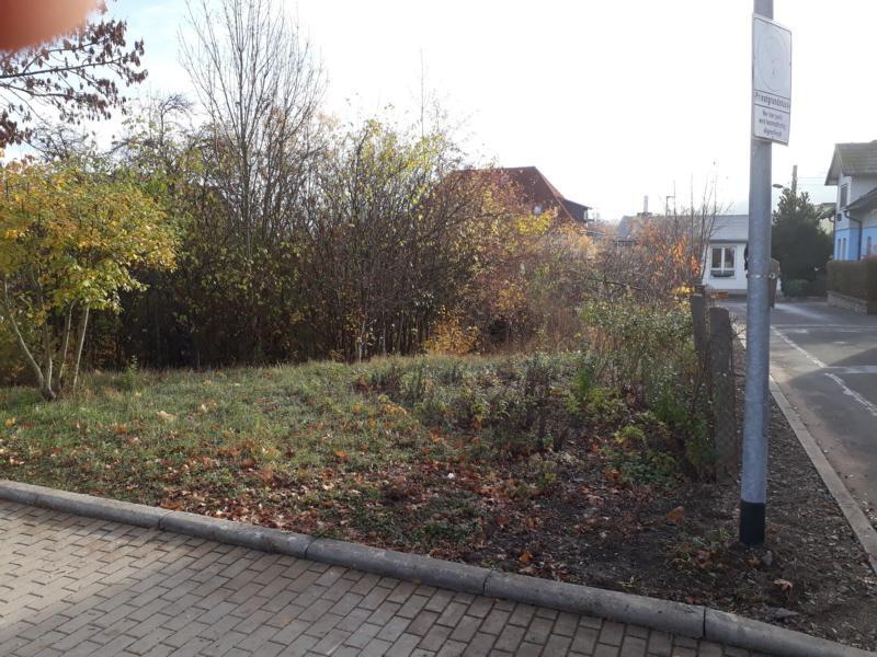 VERKAUFT! Baugrundstück in Hildburghausen